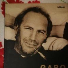 Libros de segunda mano: GABO. BIG SHOTS. ED. TENEUES. TAPA DURA. GRAN FORMATO. LIBRO FOTOGRAFÍA. MÁS EN DESCRIPCIÓN.. Lote 236010240