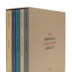 Livres d'occasion: BERENICE ABBOTT. THE UNKNOWN. Lote 236307705