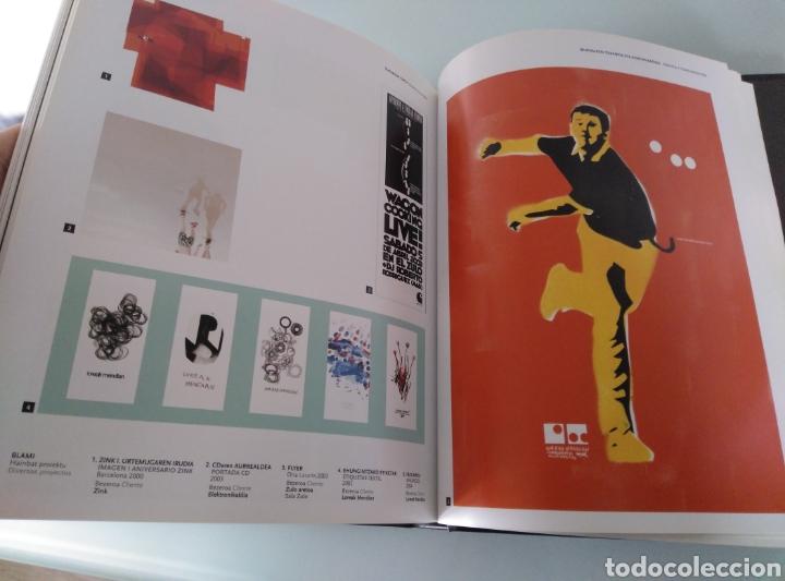 Libros de segunda mano: Creativos en Gipuzkoa. Txema García Amiano - Foto 4 - 236267240