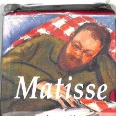 Libros de segunda mano: MATISSE (2 VOLS. CON ESTUCHE) - HILARY SPURLING - EDITORA Y DISTRIBUIDORA HISPANO BIOGRAFÍAS. Lote 236556265