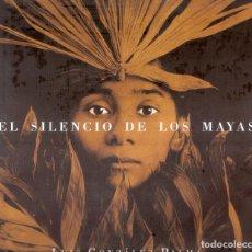 Libri di seconda mano: EL SILENCIO DE LOS MAYAS - LUIS GONZÁLEZ PALMA. Lote 236639695