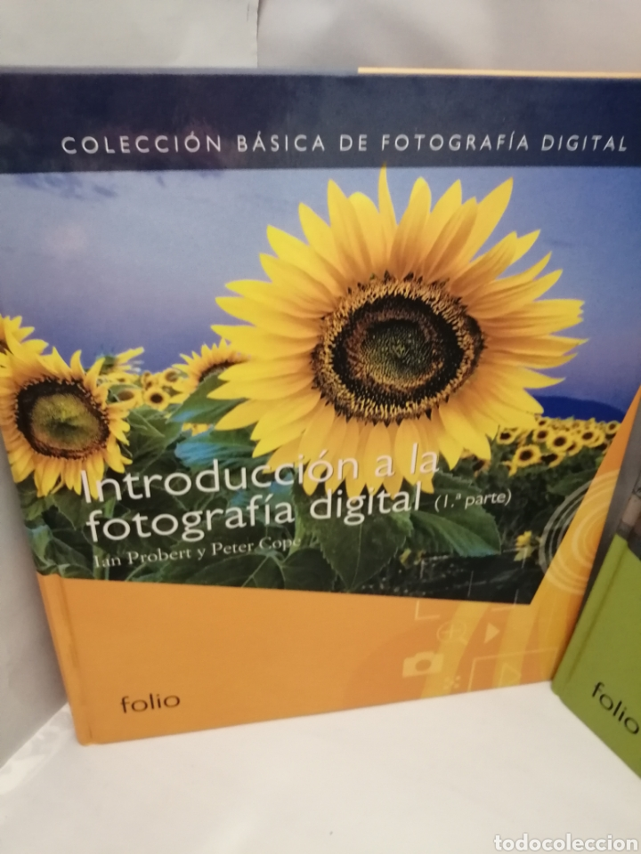 Libros de segunda mano: INTRODUCCIÓN A LA FOTOGRAFÍA DIGITAL: Primera y segunda parte (2 vols.) - Foto 2 - 236551315