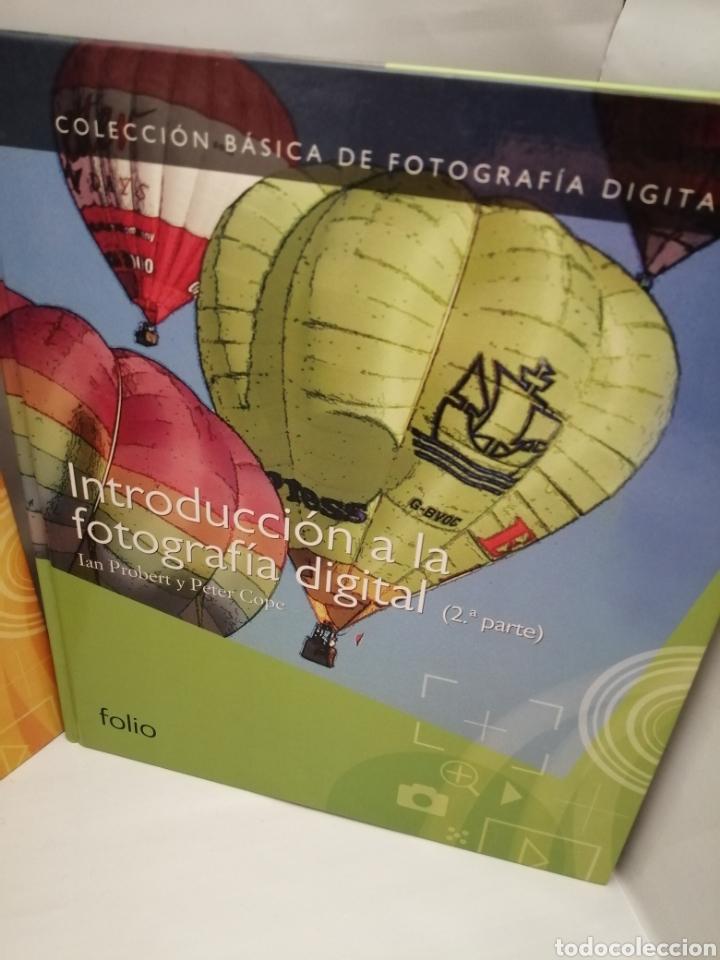 Libros de segunda mano: INTRODUCCIÓN A LA FOTOGRAFÍA DIGITAL: Primera y segunda parte (2 vols.) - Foto 3 - 236551315