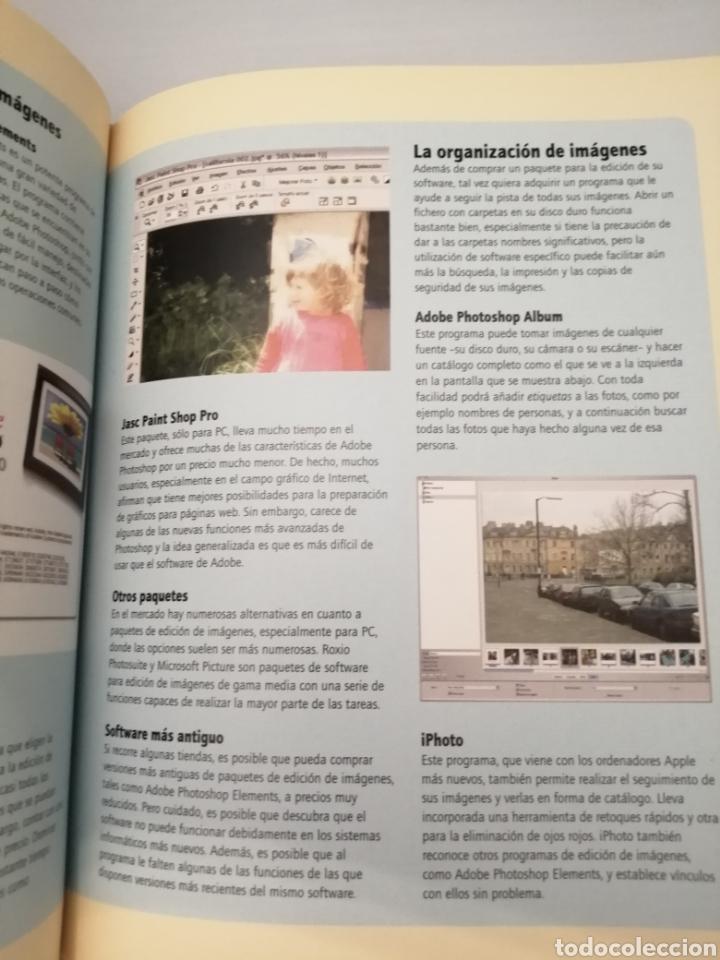 Libros de segunda mano: INTRODUCCIÓN A LA FOTOGRAFÍA DIGITAL: Primera y segunda parte (2 vols.) - Foto 6 - 236551315