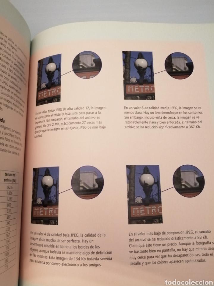 Libros de segunda mano: INTRODUCCIÓN A LA FOTOGRAFÍA DIGITAL: Primera y segunda parte (2 vols.) - Foto 8 - 236551315