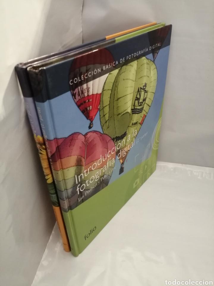 Libros de segunda mano: INTRODUCCIÓN A LA FOTOGRAFÍA DIGITAL: Primera y segunda parte (2 vols.) - Foto 11 - 236551315
