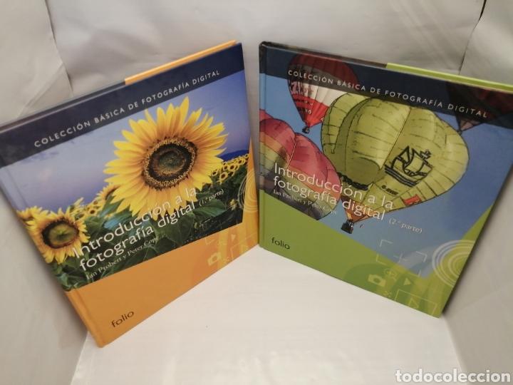 INTRODUCCIÓN A LA FOTOGRAFÍA DIGITAL: PRIMERA Y SEGUNDA PARTE (2 VOLS.) (Libros de Segunda Mano - Bellas artes, ocio y coleccionismo - Diseño y Fotografía)