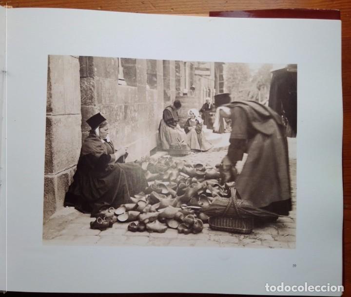 Libros de segunda mano: SOUVENIRS DE BRETAGNE. Photographies de Charles LHERMITTE 1911-1913. - Foto 7 - 236773660