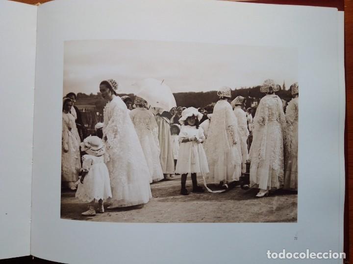 Libros de segunda mano: SOUVENIRS DE BRETAGNE. Photographies de Charles LHERMITTE 1911-1913. - Foto 8 - 236773660