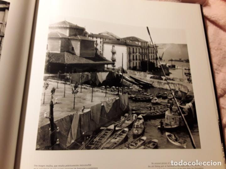 Libros de segunda mano: Puerto de bilbao (Una memoria visual), de Ramon esparza. Magnifico estado. Lunwerg 2002. Gran format - Foto 4 - 239611045