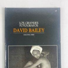 Libros de segunda mano: L-4292. LOS GRANDES FOTOGRAFOS DAVID BAILEY, EDICIONES ORBIS. GRUPO EDITORIALE FABRI, 1984. Nº45.. Lote 240642930