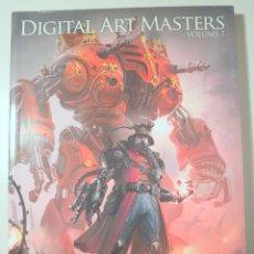Livres d'occasion: DIGITAL ART MASTERS: VOLUME 7 - LONDON 2012 - ILUSTRADO - BOOK IN ENGLISH. Lote 242325165