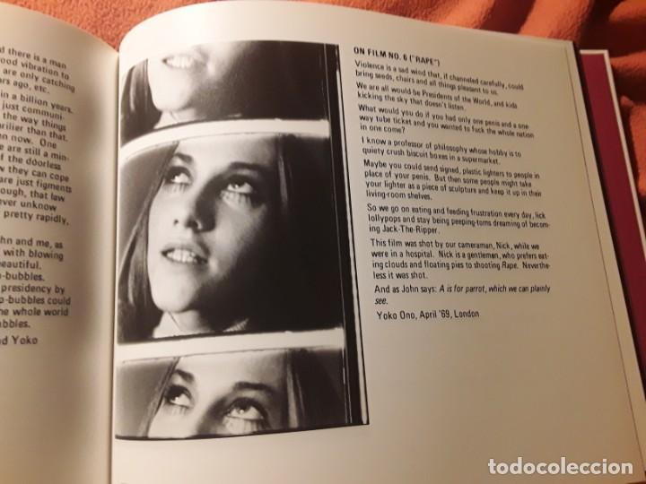 Libros de segunda mano: Conceptual photography, de Yoko Ono. Excelente estado. En inglés - Foto 6 - 242405220