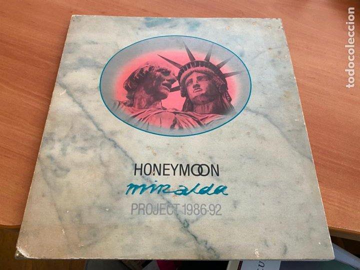 HONEYMOON MIRALDA PROJECT 1986 - 92 (LB50) RESERVADO (Libros de Segunda Mano - Bellas artes, ocio y coleccionismo - Diseño y Fotografía)