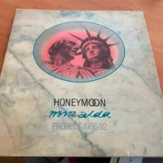 Livres d'occasion: HONEYMOON MIRALDA PROJECT 1986 - 92 (LB50) RESERVADO. Lote 243242435
