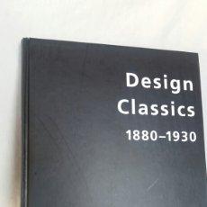 Libros de segunda mano: DESIGNS CLASSICS EDITORIAL TASCHEN. Lote 243552985