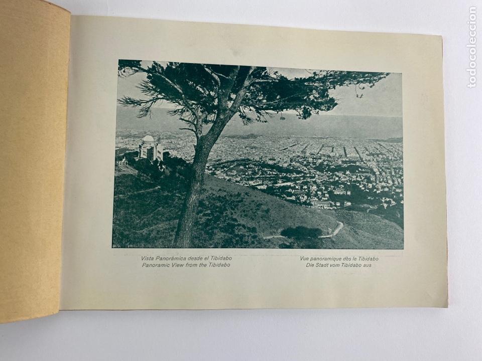 Libros de segunda mano: PR-2266. BARCELONA, CUADERNO CON FOTOGRAFIAS DE LA CIUDAD.SANPONS-ZERKOWITZ. - Foto 2 - 244026135