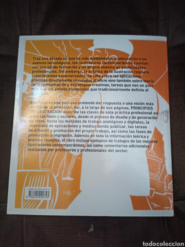Libros de segunda mano: PRINCIPIOS DE ILUSTRACIÓN. ZEEGEN, LAWRENCE / CRUSH DESIGN. GUSTAVO GILI. BARCELONA, 2006 - Foto 2 - 244669530