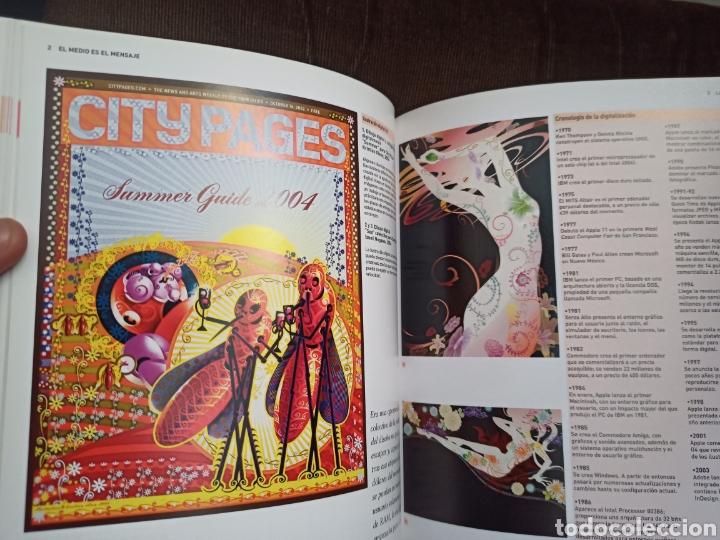 Libros de segunda mano: PRINCIPIOS DE ILUSTRACIÓN. ZEEGEN, LAWRENCE / CRUSH DESIGN. GUSTAVO GILI. BARCELONA, 2006 - Foto 5 - 244669530