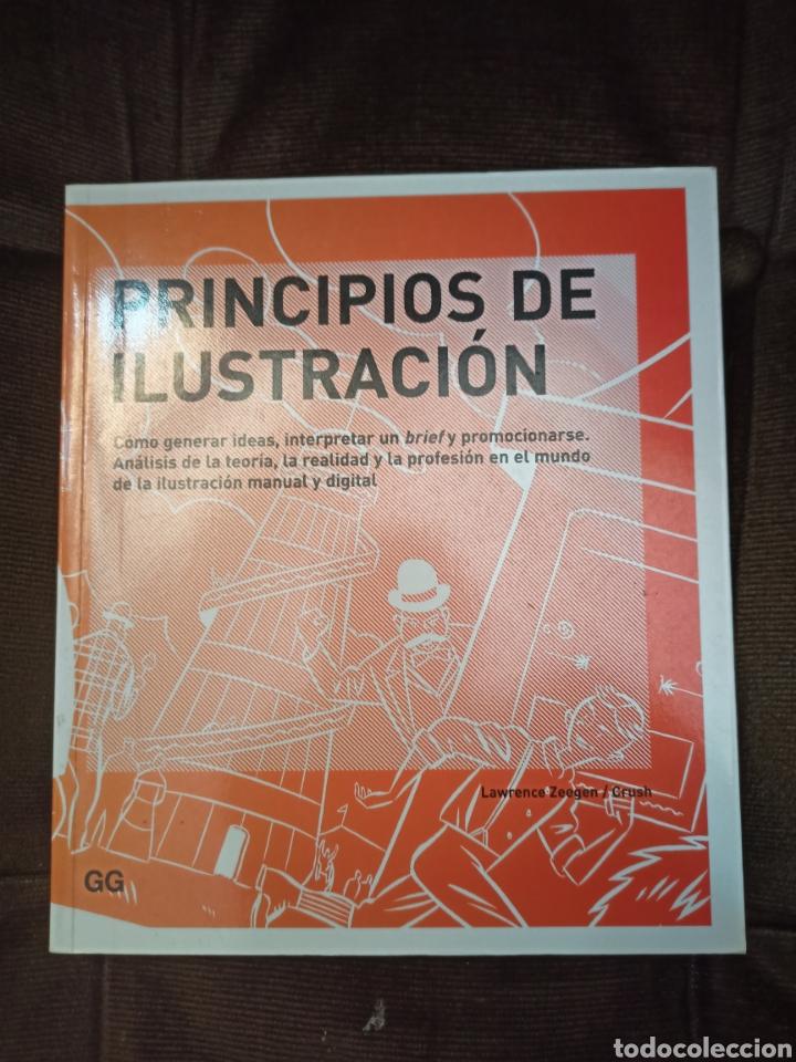 PRINCIPIOS DE ILUSTRACIÓN. ZEEGEN, LAWRENCE / CRUSH DESIGN. GUSTAVO GILI. BARCELONA, 2006 (Libros de Segunda Mano - Bellas artes, ocio y coleccionismo - Diseño y Fotografía)