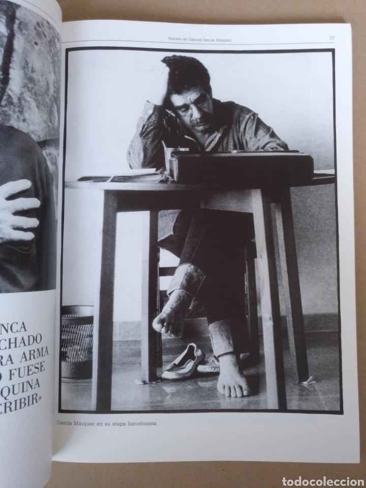 Libros de segunda mano: Retrato de Gabriel García Márquez. Juan Luis Cebrián. Galería de grandes contemporáneos. Libro - Foto 4 - 244712800