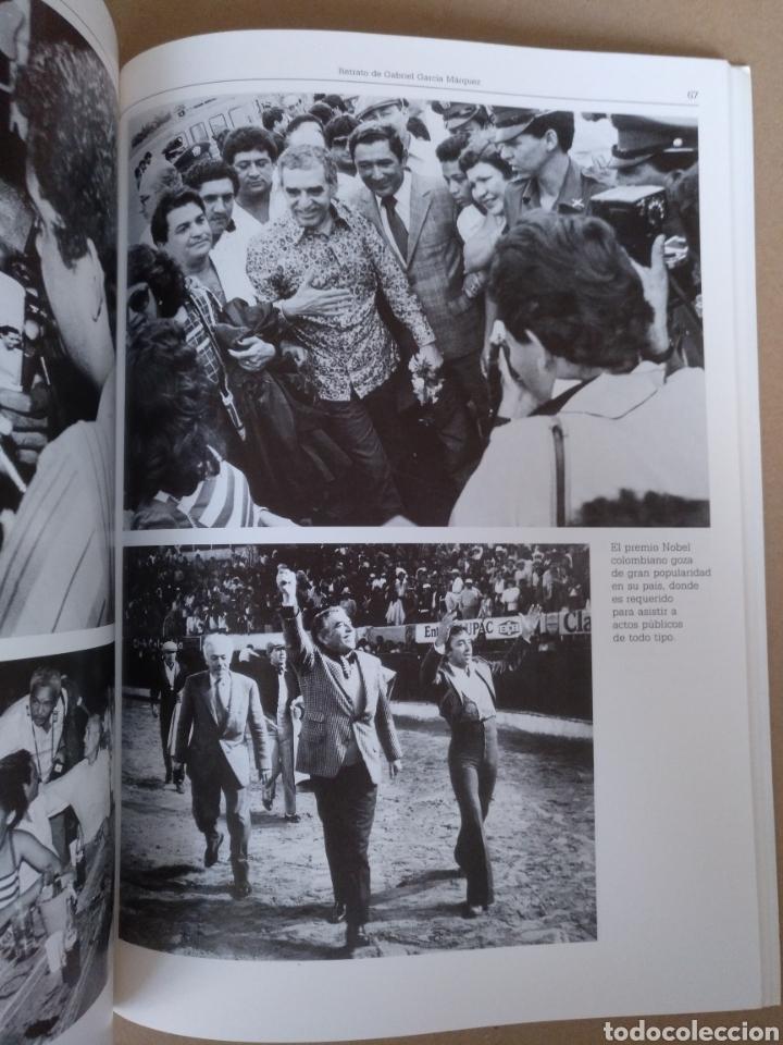 Libros de segunda mano: Retrato de Gabriel García Márquez. Juan Luis Cebrián. Galería de grandes contemporáneos. Libro - Foto 5 - 244712800