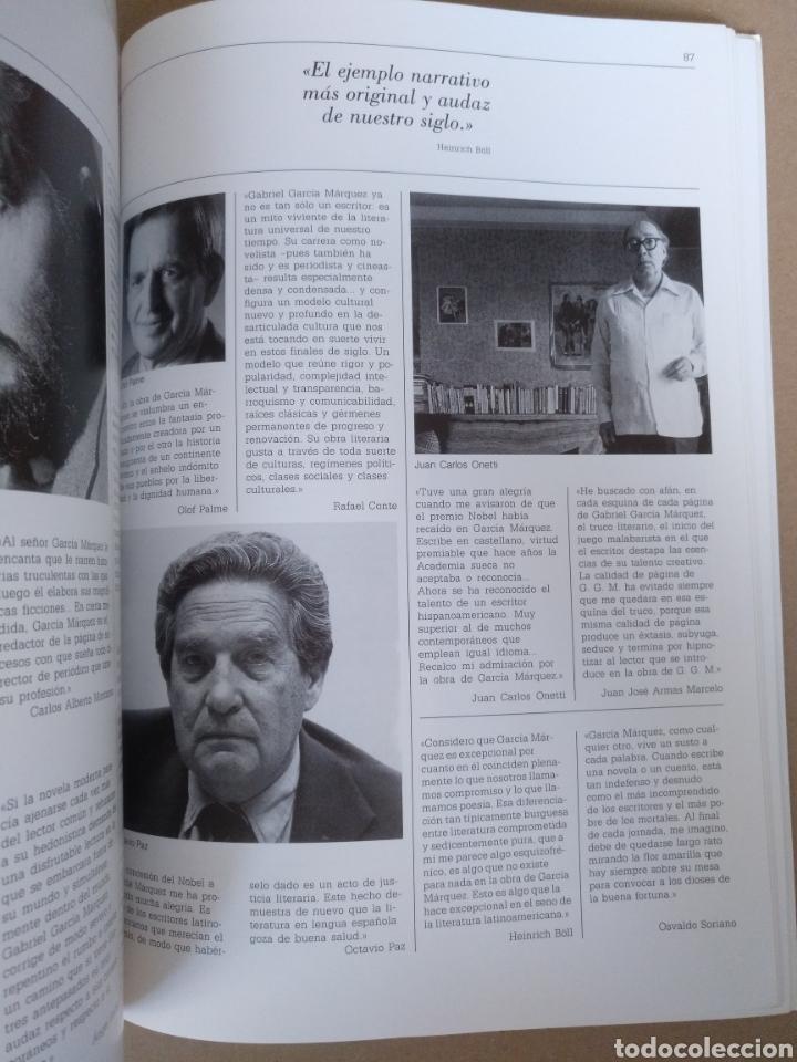 Libros de segunda mano: Retrato de Gabriel García Márquez. Juan Luis Cebrián. Galería de grandes contemporáneos. Libro - Foto 6 - 244712800