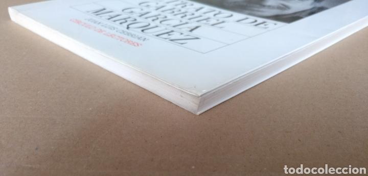 Libros de segunda mano: Retrato de Gabriel García Márquez. Juan Luis Cebrián. Galería de grandes contemporáneos. Libro - Foto 9 - 244712800