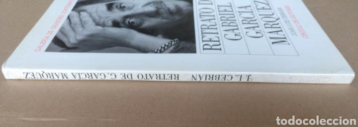 Libros de segunda mano: Retrato de Gabriel García Márquez. Juan Luis Cebrián. Galería de grandes contemporáneos. Libro - Foto 10 - 244712800