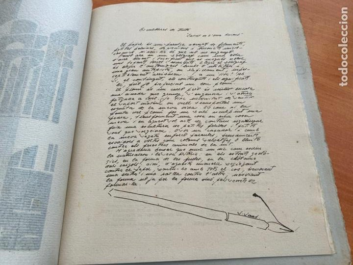 Libros de segunda mano: TASCO ESCOLA TALLER COMUNICACIO 3. EDICION LIMITADA 250 EJEMPLARES REUS 1981 (AB-3) - Foto 3 - 244721170