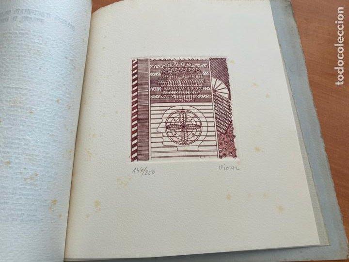 Libros de segunda mano: TASCO ESCOLA TALLER COMUNICACIO 3. EDICION LIMITADA 250 EJEMPLARES REUS 1981 (AB-3) - Foto 4 - 244721170