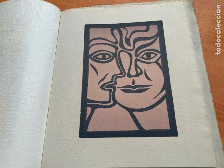 Libros de segunda mano: TASCO ESCOLA TALLER COMUNICACIO 3. EDICION LIMITADA 250 EJEMPLARES REUS 1981 (AB-3) - Foto 5 - 244721170