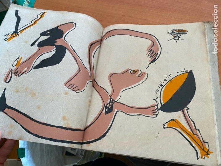 Libros de segunda mano: TASCO ESCOLA TALLER COMUNICACIO 3. EDICION LIMITADA 250 EJEMPLARES REUS 1981 (AB-3) - Foto 7 - 244721170