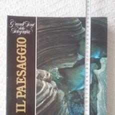 Libros de segunda mano: IL PAESAGGIO. PARTE 3. Lote 245255025