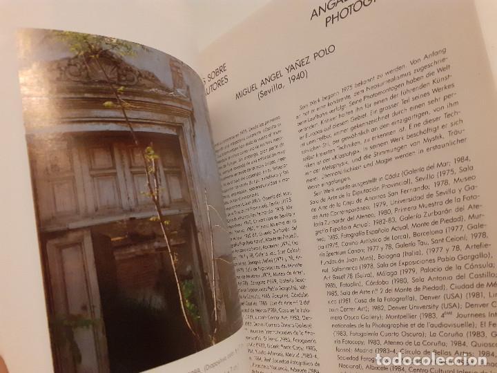 Libros de segunda mano: Exposición fotográfica itinerante Sevilla-Alemania - Sevilla: Diálogos con la ciudad - Foto 8 - 245352340