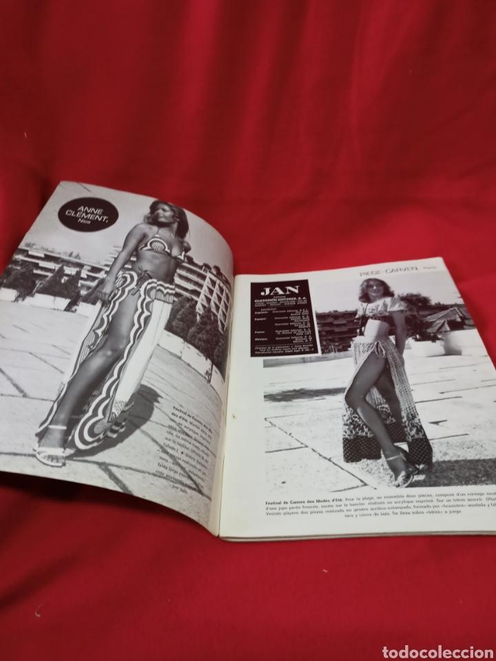 Libros de segunda mano: Muy interesante revista de moda Jan año 1977 - Foto 2 - 245352905