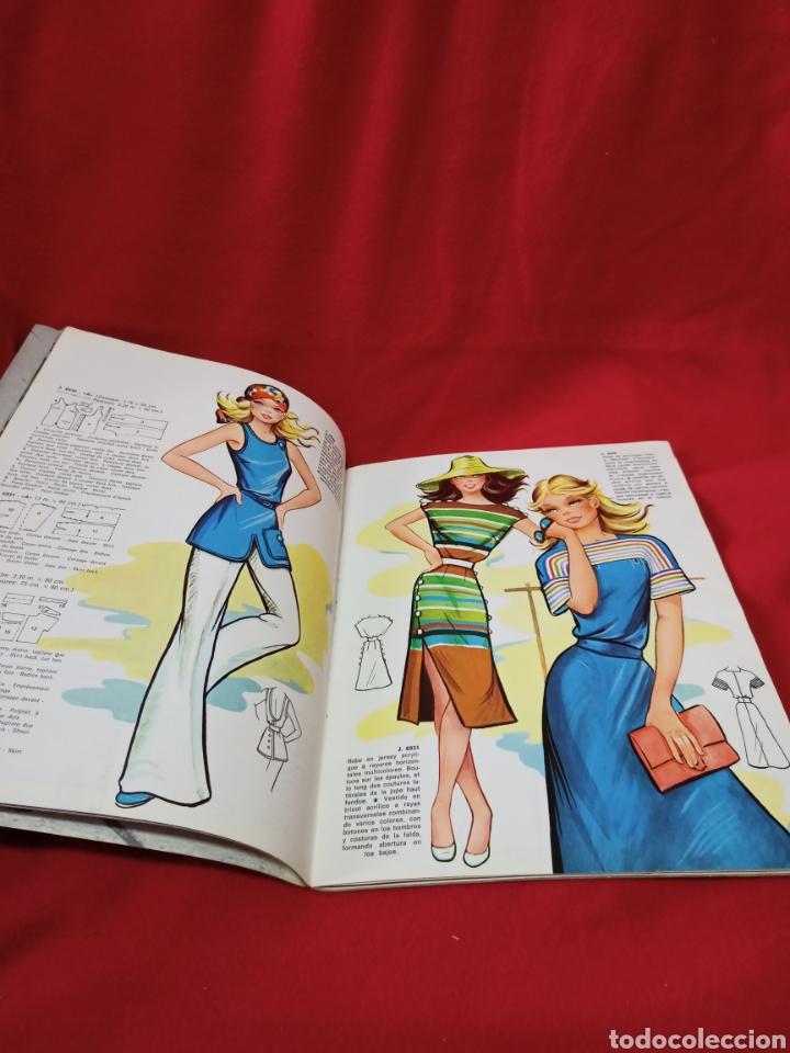 Libros de segunda mano: Muy interesante revista de moda Jan año 1977 - Foto 3 - 245352905