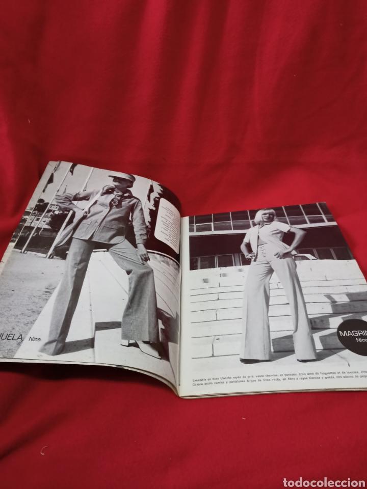 Libros de segunda mano: Muy interesante revista de moda Jan año 1977 - Foto 4 - 245352905