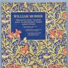 Libros de segunda mano: WILLIAM MORRIS. GIFTWRAPS BY ARTISTS. Lote 246174460