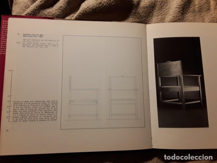 Libros de segunda mano: Charles Rennie Mackintosh. Filipo Alison. Les Maitres du Design. Electa. En frances - Foto 4 - 249237290
