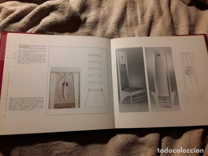Libros de segunda mano: Charles Rennie Mackintosh. Filipo Alison. Les Maitres du Design. Electa. En frances - Foto 6 - 249237290