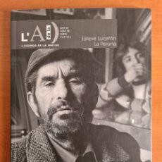 Libri di seconda mano: LA PERONA - ESTEVE LUCERÓN - BARRIO BARRACAS GITANOS BARCELONA FOTO DOCUMENTAL. Lote 250219435