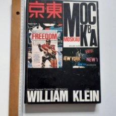 Libros de segunda mano: KLEIN, WILLIAM. CENTRE GEORGES POMPIDOU. ES. HERSCHER.. Lote 251330580