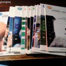Livres d'occasion: LMV - TODO SOBRE FOTOGRAFÍA & VIDEO DIGITAL. 13 TOMOS. Lote 253175550
