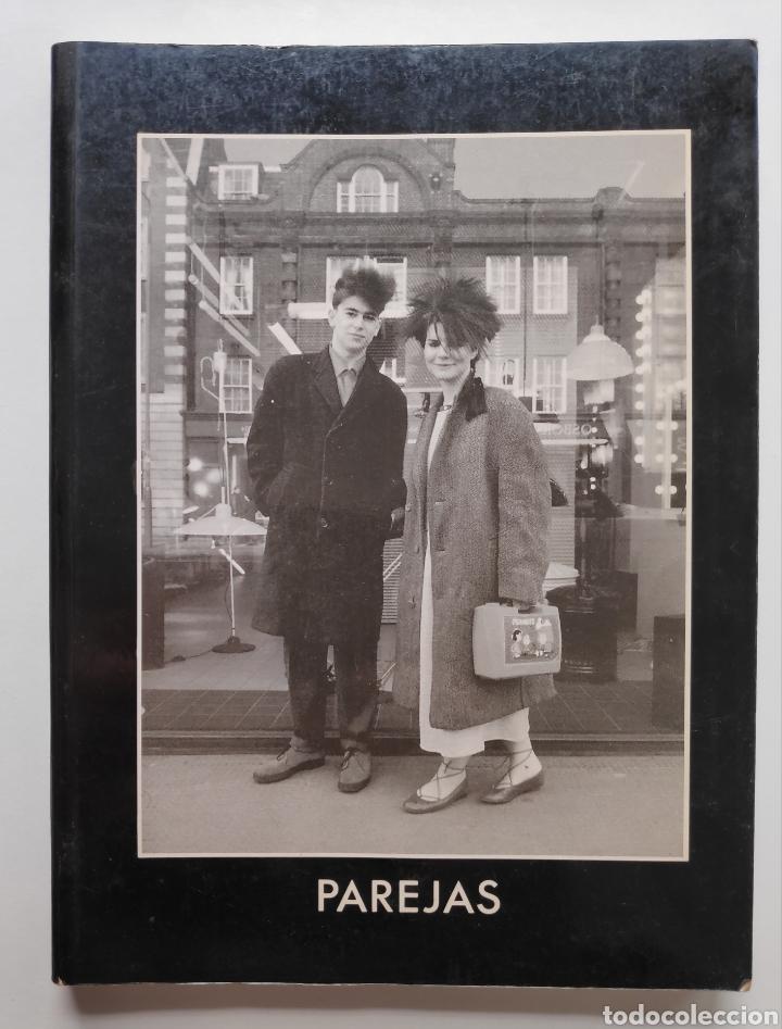 MIGUEL TRILLO FOTOGRAFÍA PAREJAS TRIBUS URBANAS 1991 (Libros de Segunda Mano - Bellas artes, ocio y coleccionismo - Diseño y Fotografía)