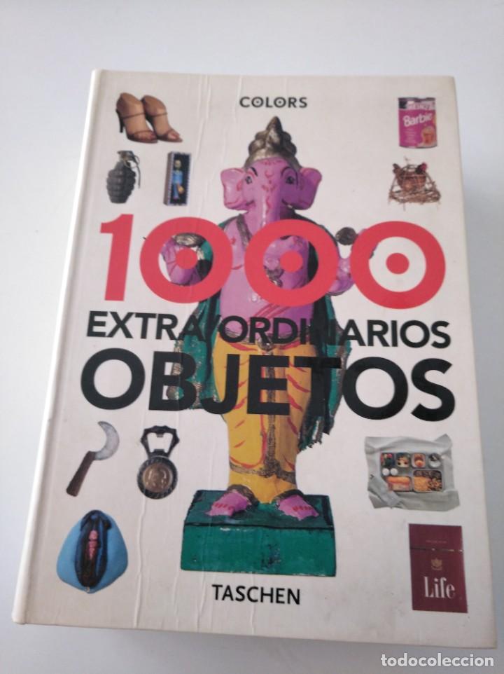 1000 EXTRAORDINARIOS OBJETOS. TASCHEN (Libros de Segunda Mano - Bellas artes, ocio y coleccionismo - Diseño y Fotografía)
