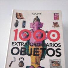 Libros de segunda mano: 1000 EXTRAORDINARIOS OBJETOS. TASCHEN. Lote 254912950