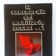 """Libros de segunda mano: 70'S LA VANGUARDIA DEL MOBILIARIO ACTUAL VOL. 1 NUEVA DECORACION 2 """" F. ASENSIO. Lote 255375915"""