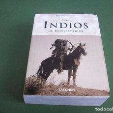 Livres d'occasion: LOS INDIOS DE NORTEAMERICA - EDWARD S. CURTIS. Lote 258036250