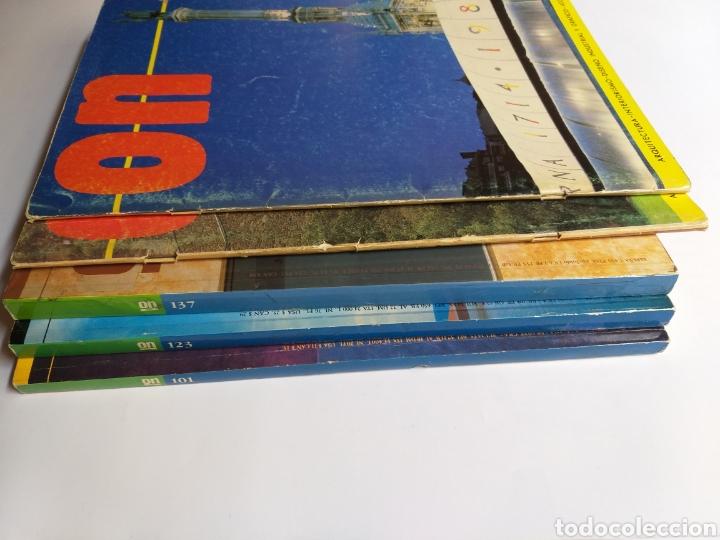Libros de segunda mano: 5 revistas On Diseño. Números 46 47 101 123 y 137 - Foto 2 - 262261045